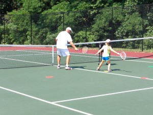 Tennis Instruction